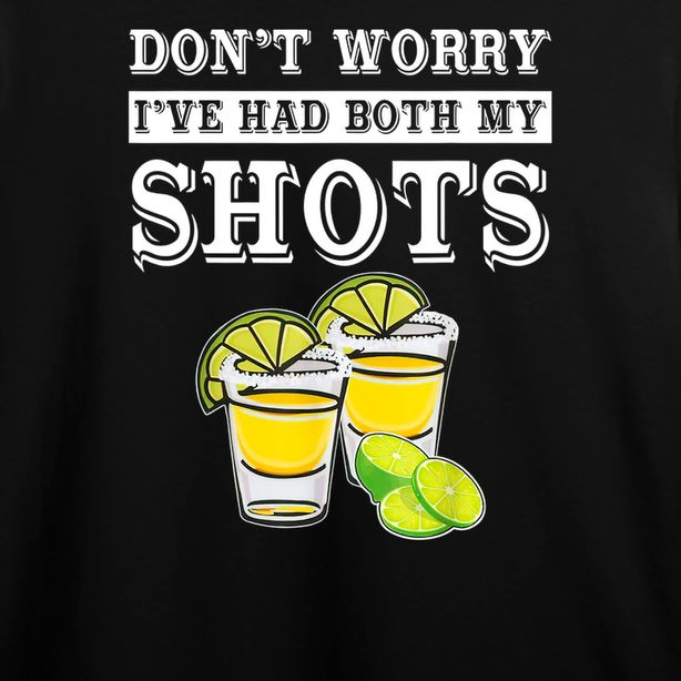 Don't worry I've had both my shots Tequila Tank Top