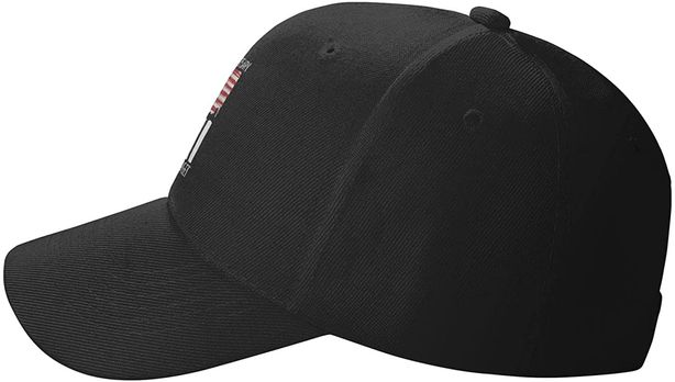 Never Forget 911 20th Anniversary Patriot Day Cap