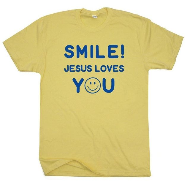 Christian T Shirt With Funny Saying